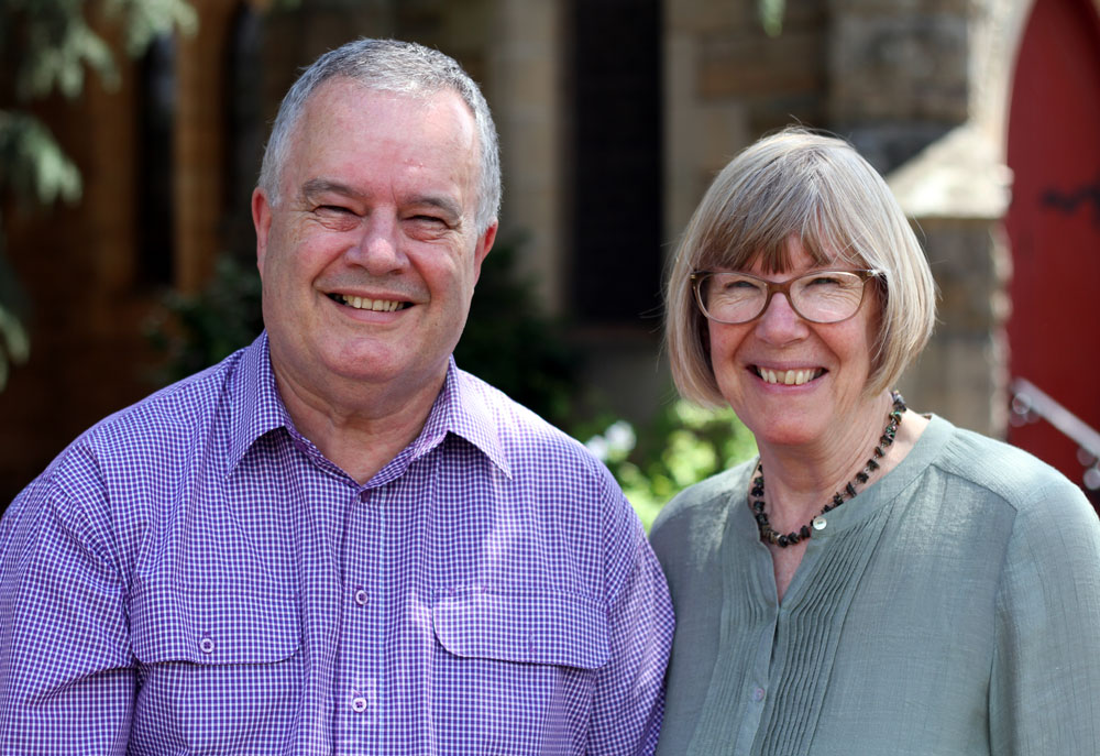 Rod and Rosanne Thompson