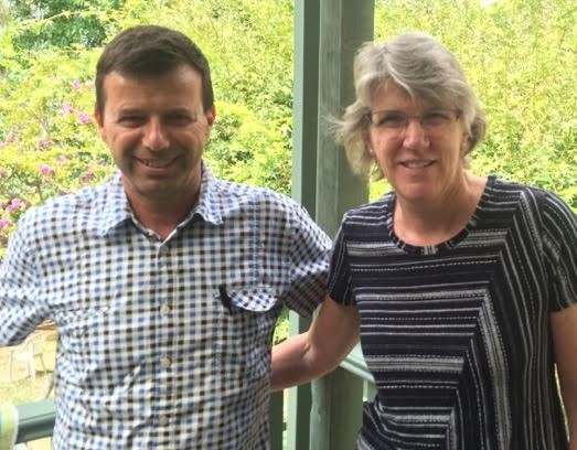 Paul and Ann Karlik